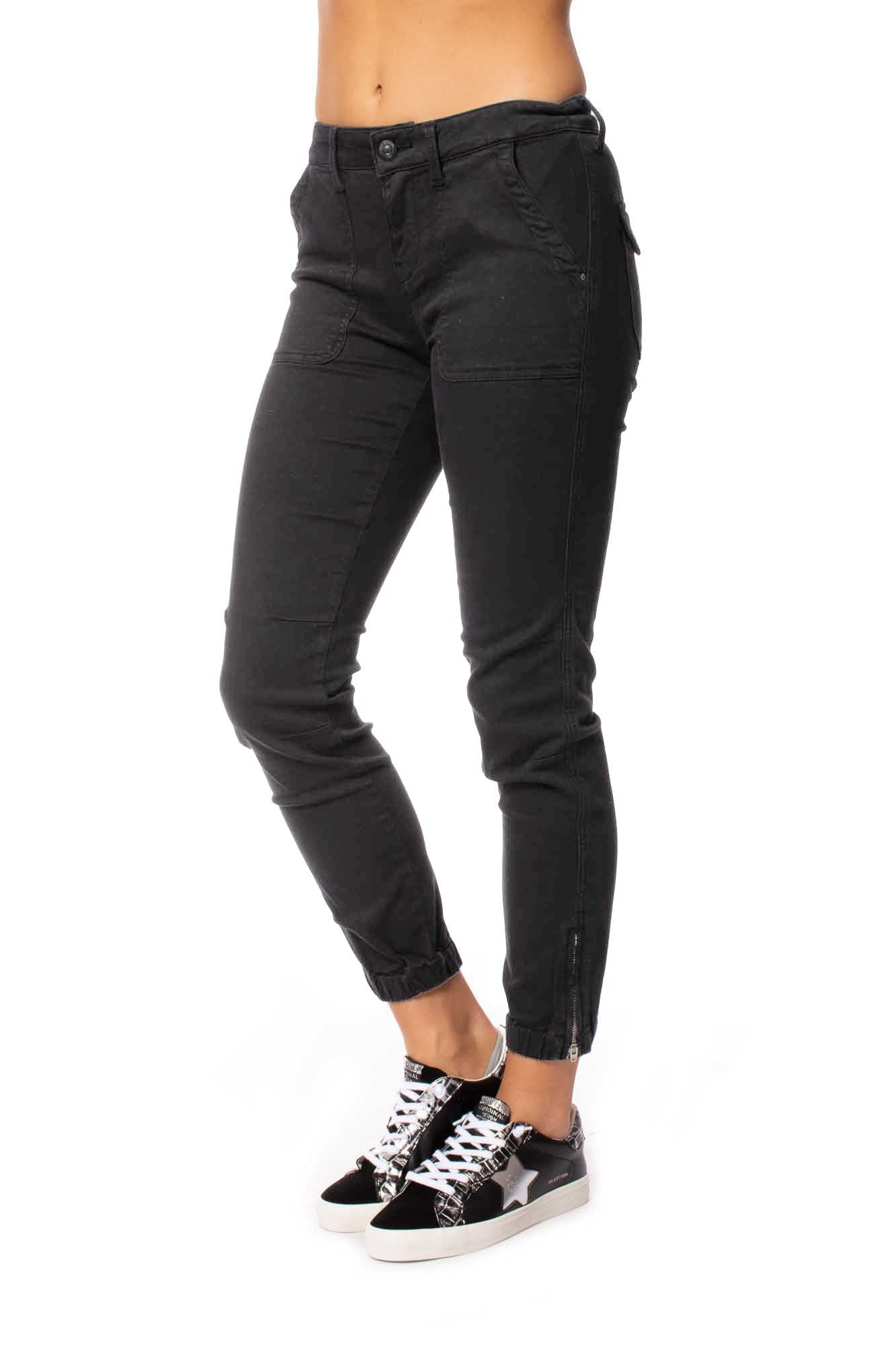 Mavi Jeans - Ivy Twill Pants (100774, Black)
