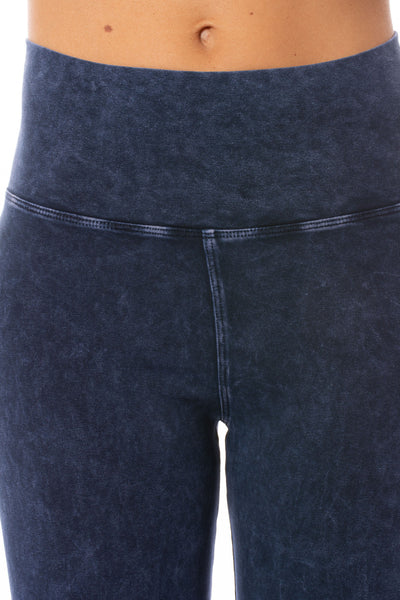 Hard Tail Forever - Mineral Wash Roll Down Boot Pant (330, Dark Blue Mineral Wash MW8) alt view 5