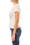 Chaser - Jersey Basic Slim T (CW7393-CHA5058, Cream) alt view 1