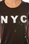 Chaser - Nyc Short Sleeve Crew Neck T (CW6296-CHA5087, Urban Camo) alt view 4