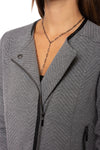 Lysse - Ramona Jacket (2601, Charcoal) alt view 6