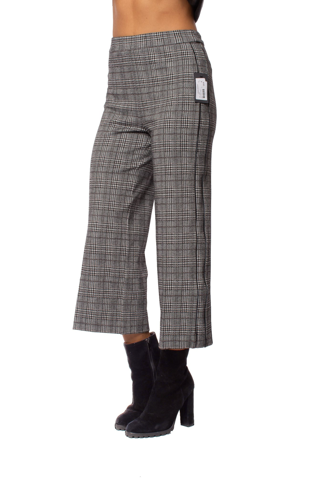 Lysse - Nocturnal Plaid (2606, Grey Plaid)