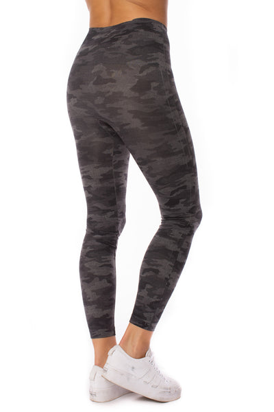 Spanx - Look At Me Know Legging (fl3515, Gray Camo) alt view 2