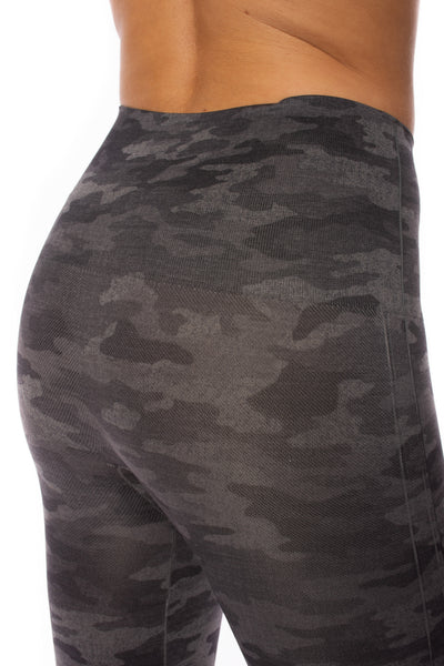 Spanx - Look At Me Know Legging (fl3515, Gray Camo) alt view 3