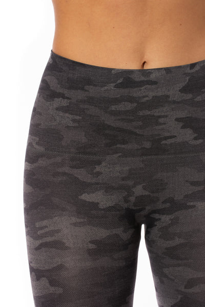 Spanx - Look At Me Know Legging (fl3515, Gray Camo) alt view 4