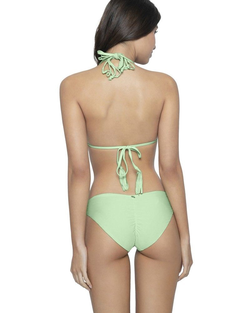 PQ Swim Aloe Ruched Full Bottom