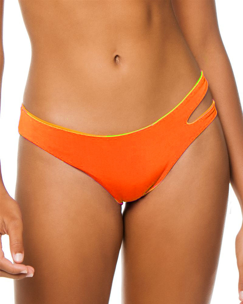 LSpace Poppy Breakers Reversible Bottom