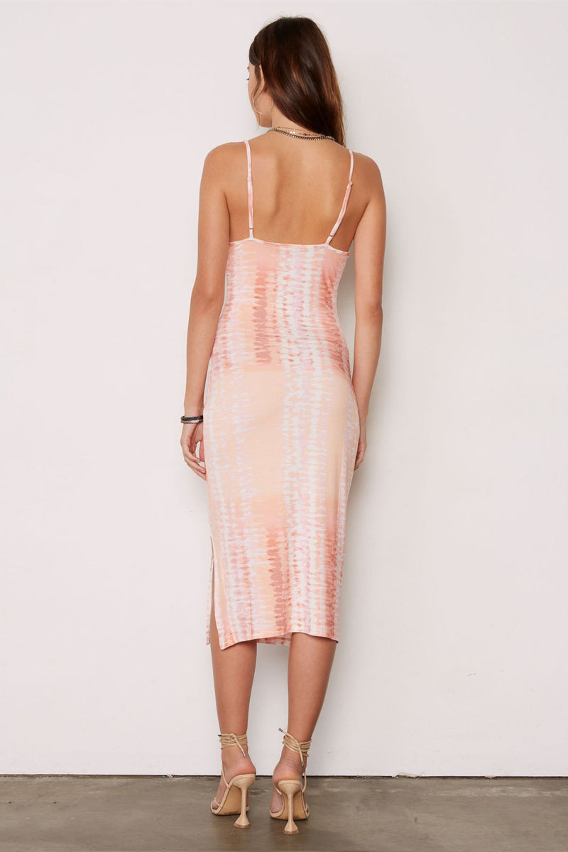 Tart Collections - Jayci Dress (T11410, Sunset Tie-Dye)