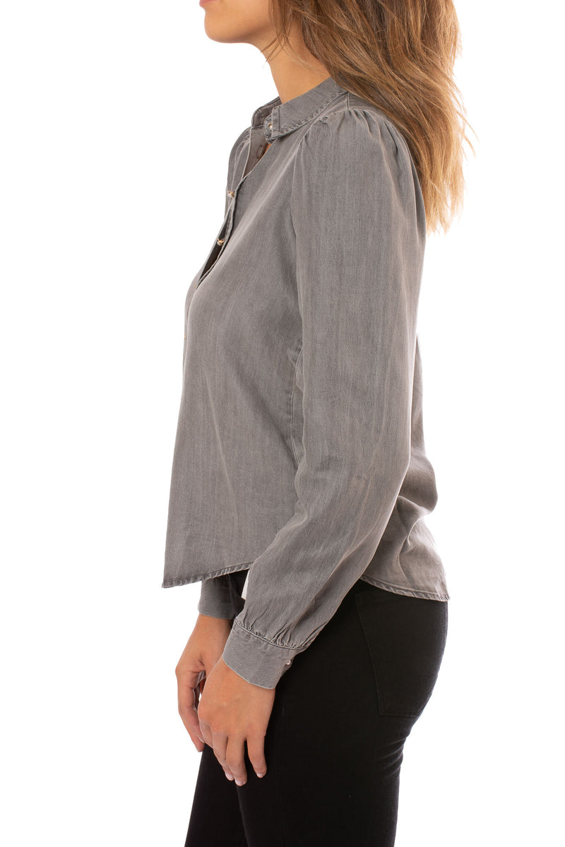 Heartland - Llaria Shirt (205be6b, Jet Grey)