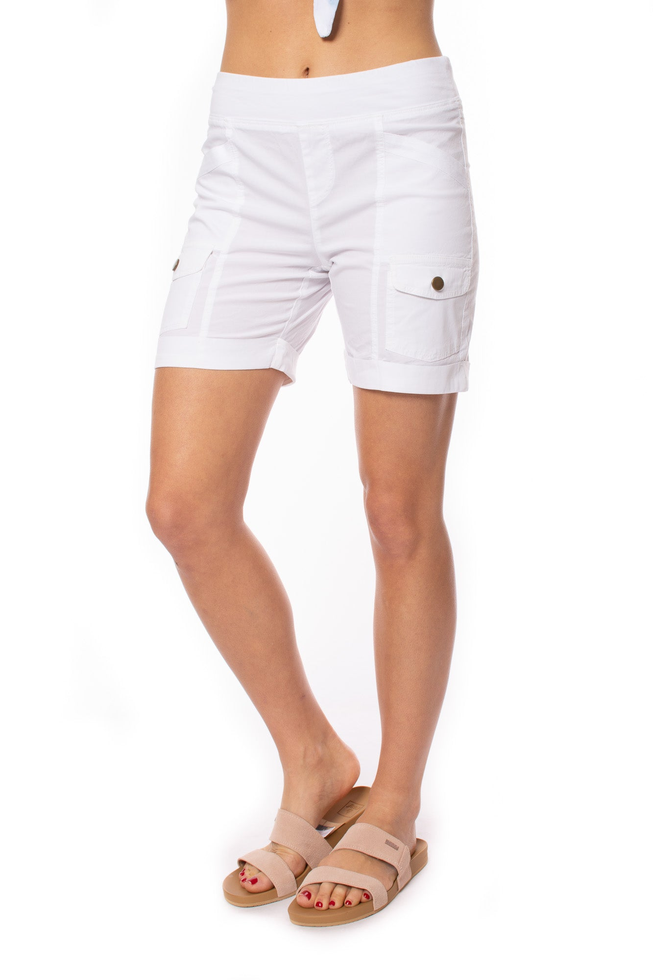 Wearables - Clarissa Short (21883W, White)