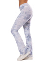 Hard Tail Forever - Roll Down Boot Leg Pants (330, Tie-Dye STW2)