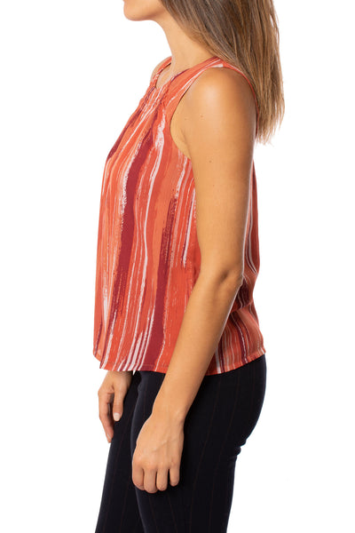 Tart Collections - Delta Tank (T60109, Orange Marmalade) alt view 1