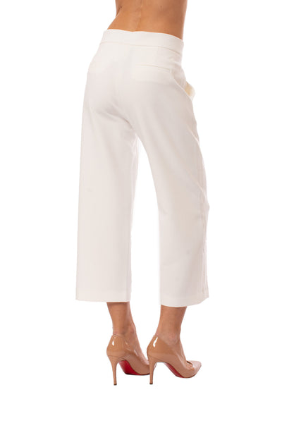 Tart Collections - Sandra Pants (T7612, White) alt view 2