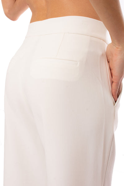 Tart Collections - Sandra Pants (T7612, White) alt view 3