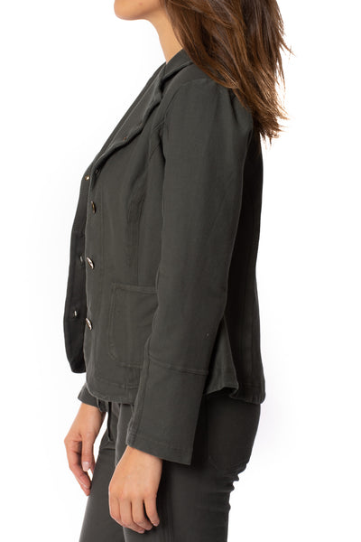 XCVI - Olsen Jacket (13871, Dark Grey) alt view 2