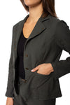 XCVI - Olsen Jacket (13871, Dark Grey) alt view 6