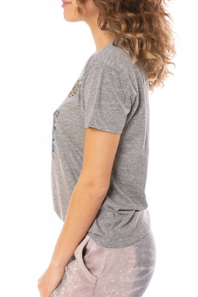 Chaser - Dagger Heart Sweater (CW8595-BNJ026, Grey) alt view 2
