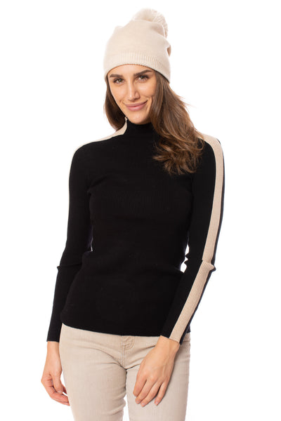 Kerisma - Frame Turtle Neck Sweater (G616, Black) alt view 1