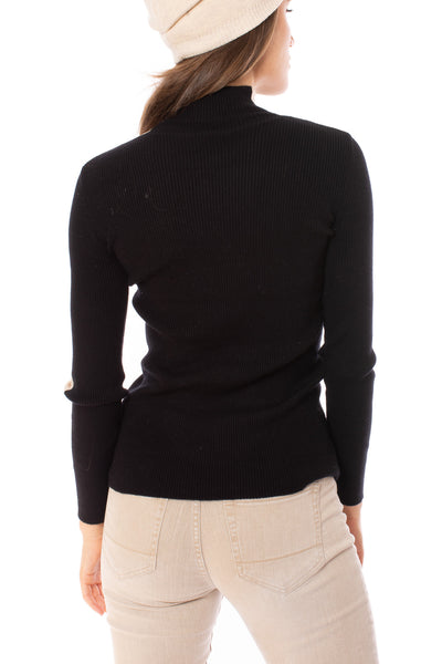 Kerisma - Frame Turtle Neck Sweater (G616, Black) alt view 3