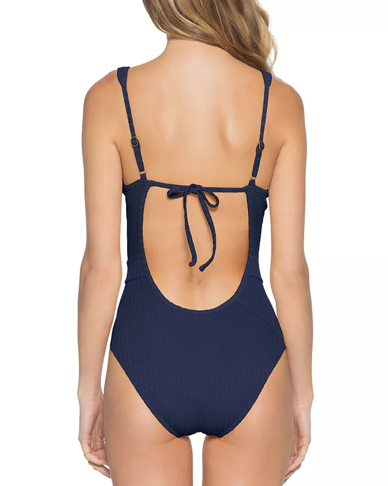 Becca Loreto Seamed One Piece