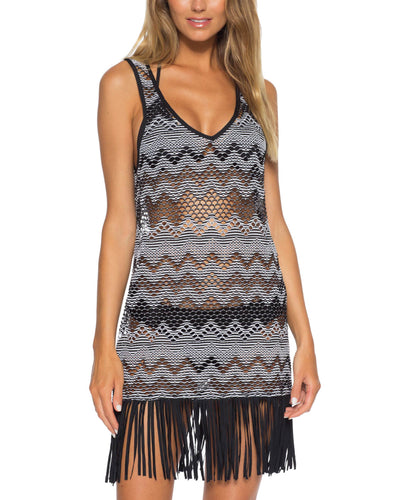 Becca Fringe Dress
