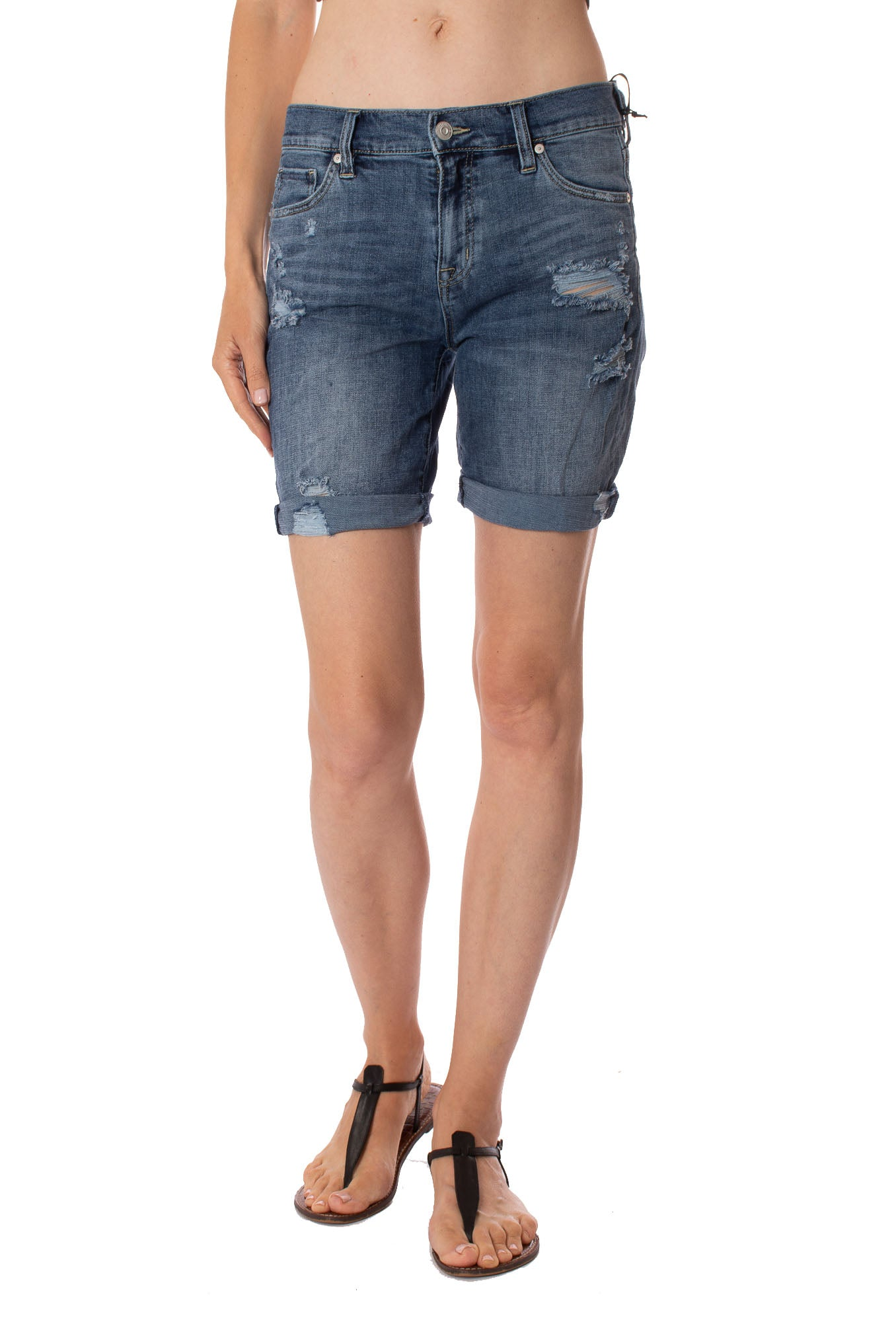 Stonefield - Kirby Short (SN1106FH, Denim)