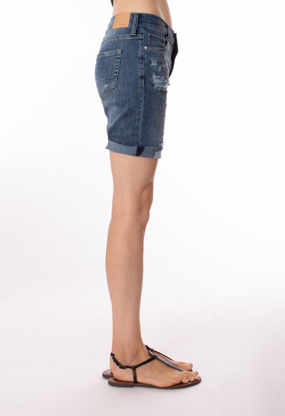 Stonefield - Kirby Short (SN1106FH, Denim) alt view 1