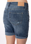 Stonefield - Kirby Short (SN1106FH, Denim) alt view 3