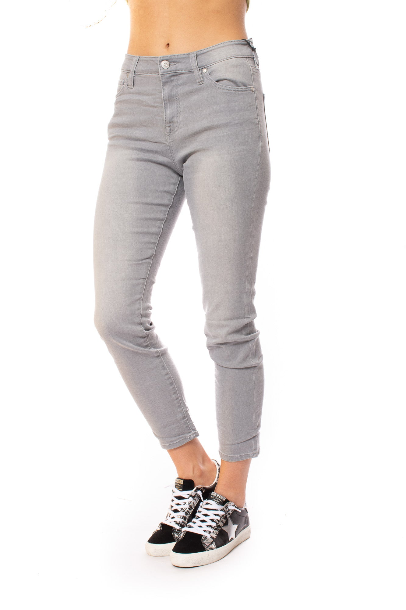 Stonefield - Conrad Ankle Cloud Jeans (SW01002, Cloud)