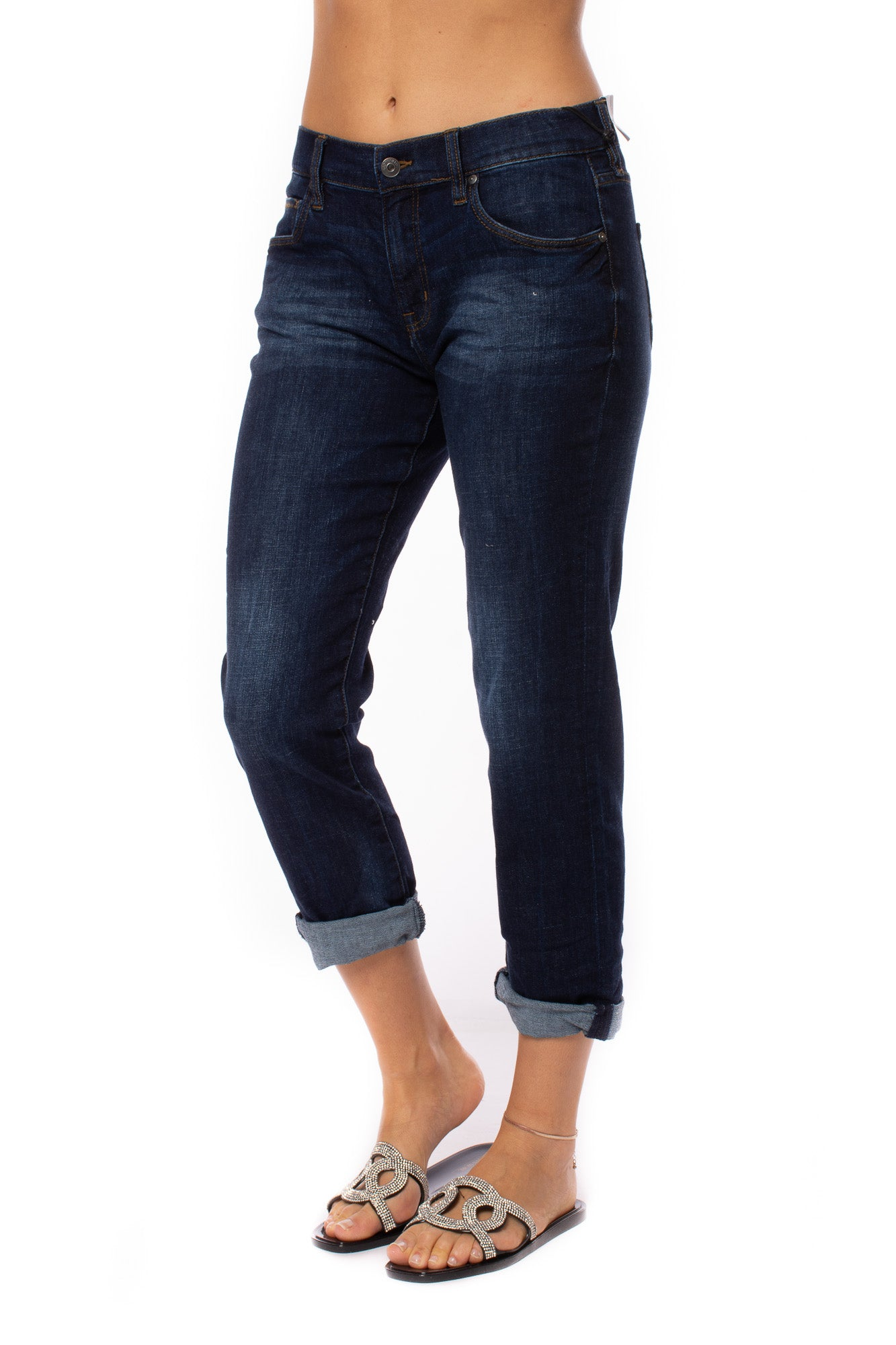 Stonefield - Parsons Boyfriend (SW01006, Denim)