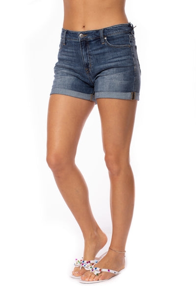 Stonefield - Alford Short (SW1007CU, Denim)