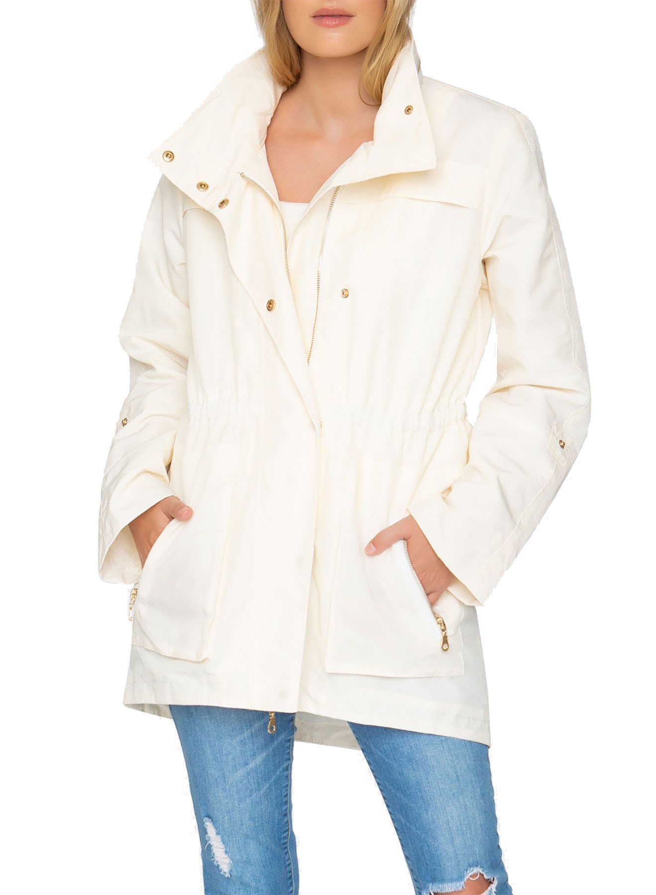Tart Collections - Cory Jacket (T90688, White)