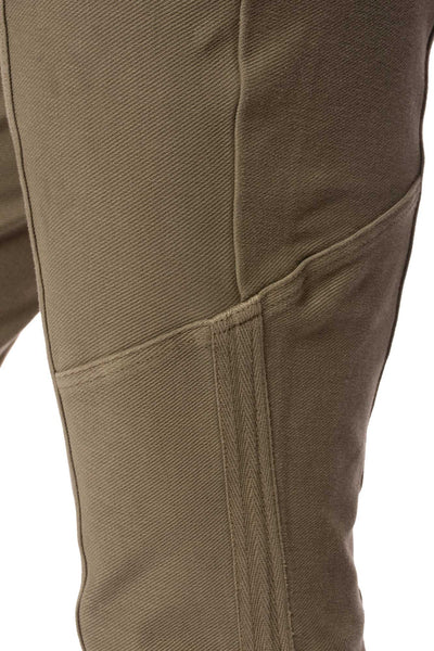 XCVI - Pull On Elastic Band Two Pocket Sullivan Pants (22456, Fatigues) alt view 4