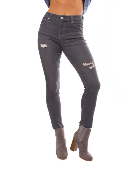 Stonefield - Conrad Ankle Jeans (SW01002FH, Storm)