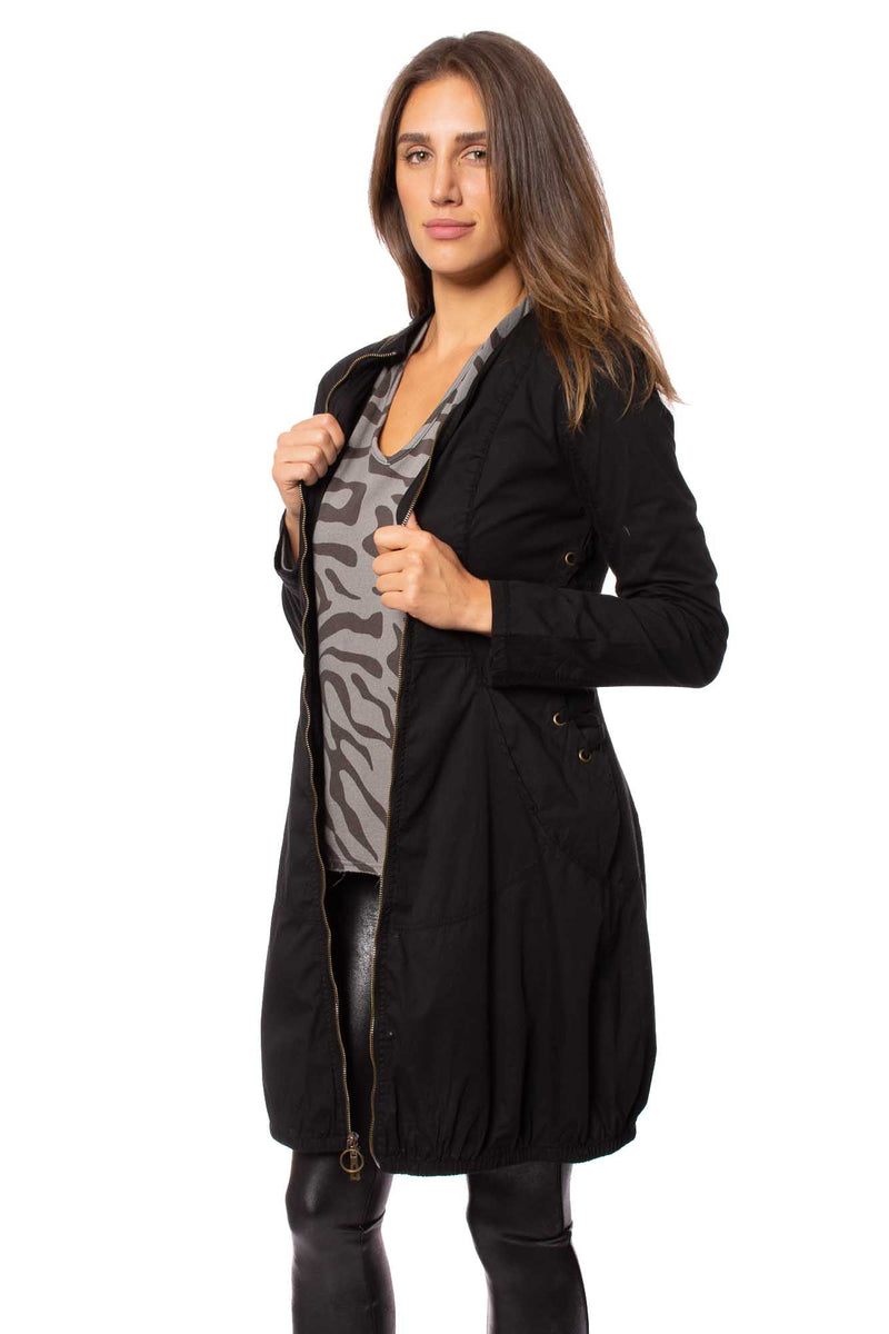 XCVI - Buri Jacket Dress (13834, Black)