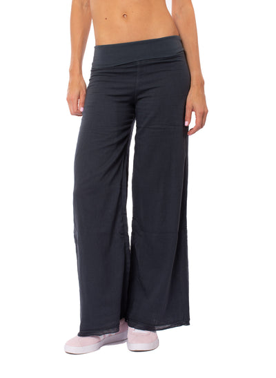 Hard Tail Forever - Double Dry Voile Pant (VL-29, Onyx)