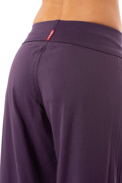 Hard Tail Forever - Double Layered Voile Pant (VL-29, Deep Purple) alt view 3