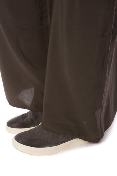 Hard Tail Forever - Flat Waist Wide Leg Pant (RV-03, Thyme) alt view 6