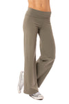 Hard Tail Forever - Wide Leg Roll Down Pants (W-326, Gravel) alt view 1