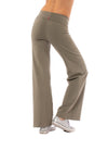 Hard Tail Forever - Wide Leg Roll Down Pants (W-326, Gravel) alt view 3