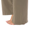 Hard Tail Forever - Wide Leg Roll Down Pants (W-326, Gravel) alt view 6