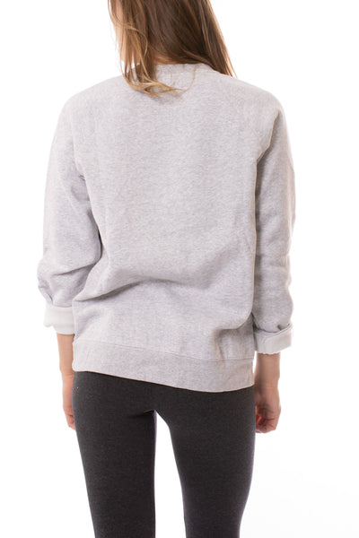 Brunette The Label - Blonde Sweatshirt (BTL0420, Heather Gray) alt view 2