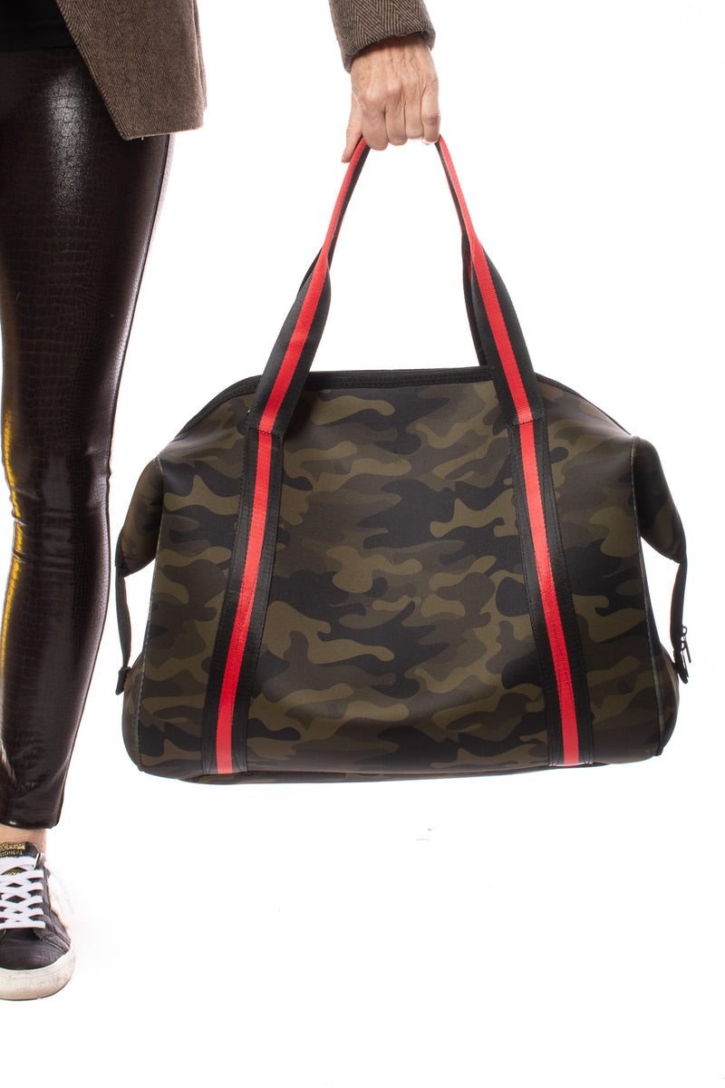 Haute Shore - Morgan Jet (Morgan, Green Camo w/Black & Red Stripe)