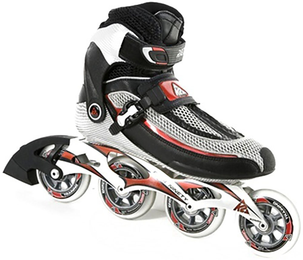 NEW K2 Women's Radical 90 Inline Skates (Missing Brake)