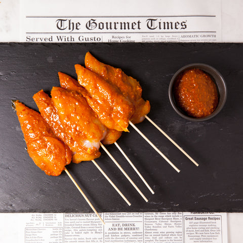 F/R Chicken Satay Sticks