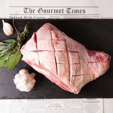 Lamb Shoulder (Bone in)