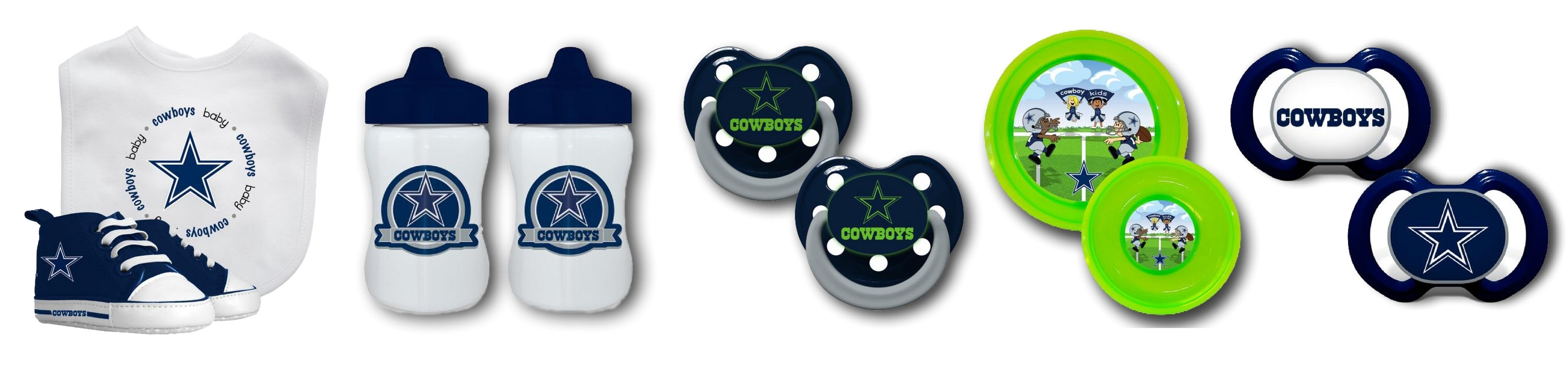 5 Adorable Must Haves for Your Dallas Cowboy Baby