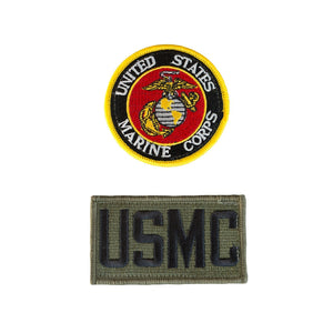 2 pack flight suit Marines patches-justbabywear