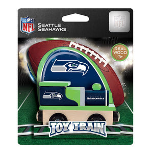Seattle Seahawks NFL Toy Train Engine