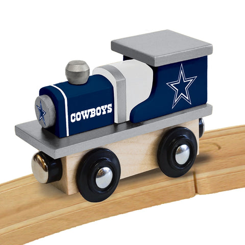 Dallas Cowboys NFL Toy Train Engine